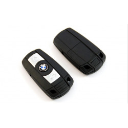Carcasa de Llave para BMW con 3 botones y espadín