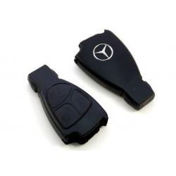 Carcasa de llave para Mercedes Benz con 3 botones