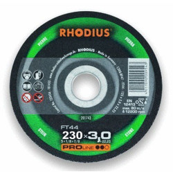 Disco Rhodius FTK44-230X3