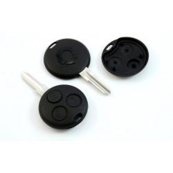 Carcasa de LLave para Mandos de Smart con 3 botones