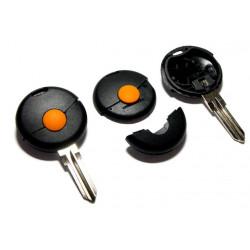 Carcasa de Llave para Smart con 1 botón y espadin