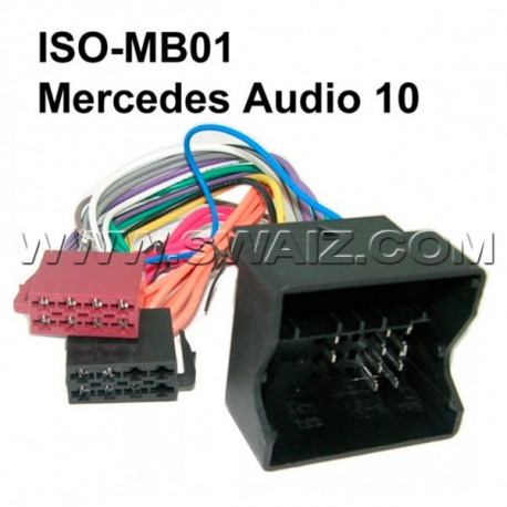 CABLE ADAPTADOR OEM-ISO