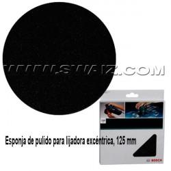 Esponja de pulido para lijadoras excéntricas, Ø 125 mm