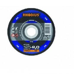 Disco corte Rhodius FTK33-180X3