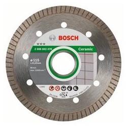 Diso de corte diamante Bosch Best for ceramic 115mm