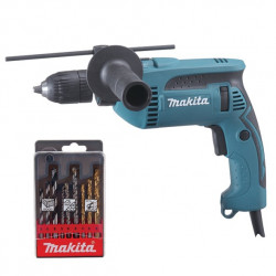 Taladro percutor Makita 680W 16mm