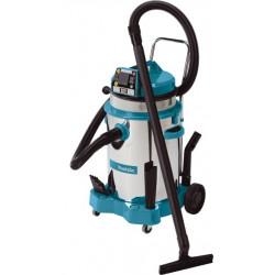 Aspirador liquidos y sólidos Makita 1350W 50l Inox