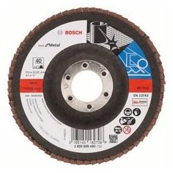 RHO202662 Disco abrasivo de láminas Rhodius LSZ-F1-60X115