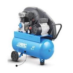 Compresor ABAC correas 90 litros serie Line