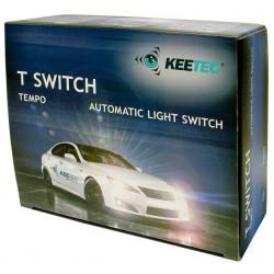 Sensor de luces automático