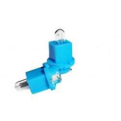 Caja 10 Lámparas halógenas mini EBSR 1,2W Verde 12V