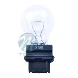 Caja 10 Lámparas halógenas mini 3156 12V/27W Transparente E8