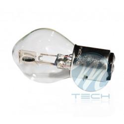Caja 10 Lámparas halógenas mini BA20D 30/35W 12V Transparente E8
