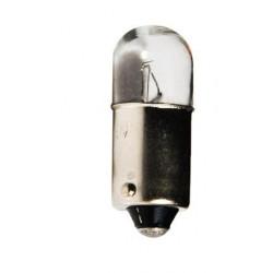 Caja 10 Lámparas halógenas mini BA9S T4W 4W 24V
