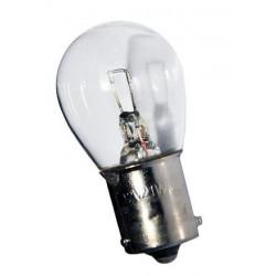 Caja 10 Lámparas halógenas mini BAU15S 21W 12V Transparente E8
