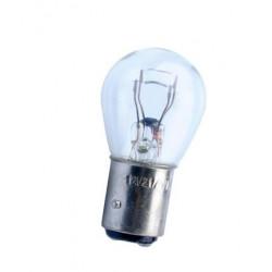 Caja 10 Lámparas halógenas mini BAZ15D 12V/21/4W Transparente E8