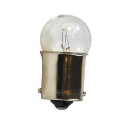 Caja 10 Lámparas halógenas mini G18 BA15S 12V/10W Transparente E8