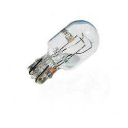 Caja 10 Lámparas halógenas mini T20 W21/5W 12V/21/5W Transparente E8
