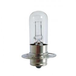 Caja 10 Lámparas halógenas mini P15s30A G40 E8 12V