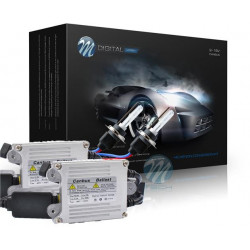 Digital kit  CANBUS M-Tech SLIM XPU H1 6000K