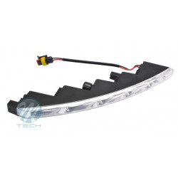 Luz diurna DRL LED 523HP RL+E4 2x5 High Power 12V