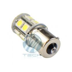 Lámpara led L060 - Ba15s 13xSMD5050 Blanco 12V