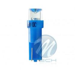 Lámpara led L002 - T5 cóncavo Azul 12V
