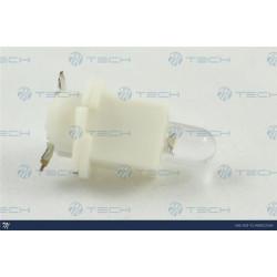 Lámpara led L065 - RBS R4 MF21 1.2W 5mm Blanco 12V