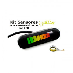 Kit de sensores electromagnéticos