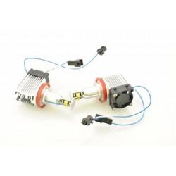 BMW LED Marker H8 80W Cree LED 12V 2 x 40W