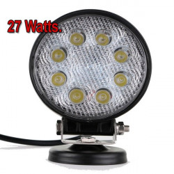 Lámpara Led EPISTAR 27W Redonda