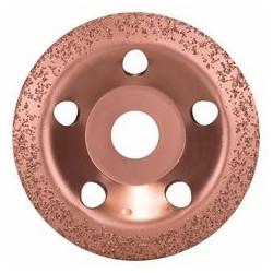 Esmeril de copa para acero Rhodius gr. 36 110/90X55X22.23 gr16