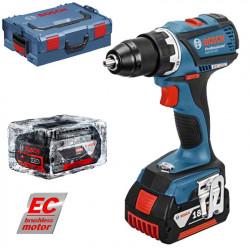 Atornillador to battery Bosch GSR 18 V-LI HX Professional