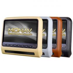 "Pantalla 9"" HD Táctil Digital - Monitor AUX, IR, FM"