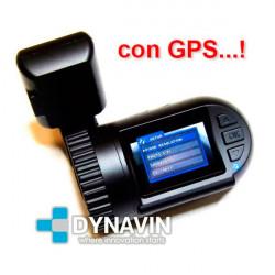 Cámara de Grabación con posicionamiento GPS