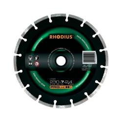 Disco diamante Rhodius 180mm LD40-180