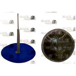 Mechas de diámetro delgado de 100 mm largo-Curado químico
