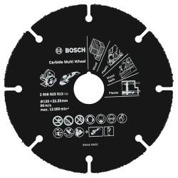 Disco Abrasivo MultiWheel Bosch 125mm