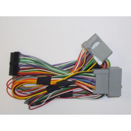 CONECTOR SIMPLEX SERIE MKI HONDA T.MODELOS 2008