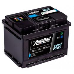 Bateria arranque Galaxy Plus 66AH 590A