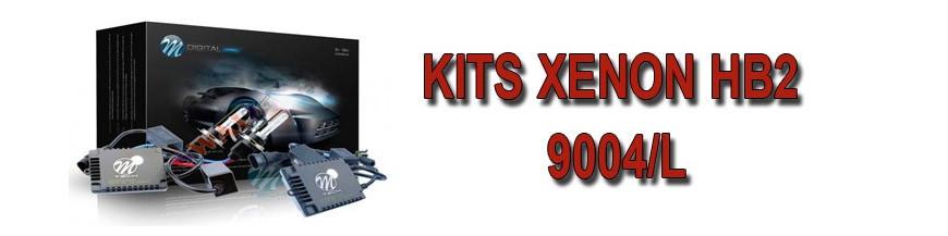 Kits Xenón 9004/L (HB2) 12V