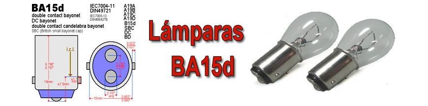 Bombillas BA15D