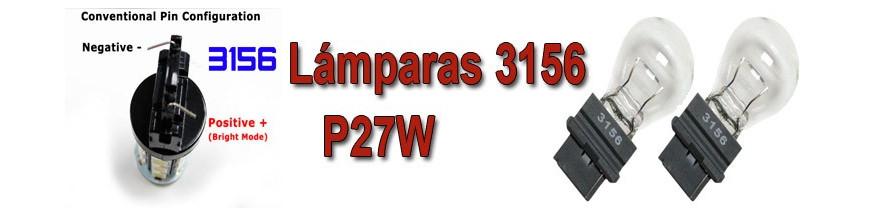 Bombillas P27W-3156