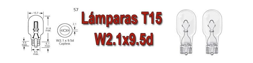 Bombillas T15