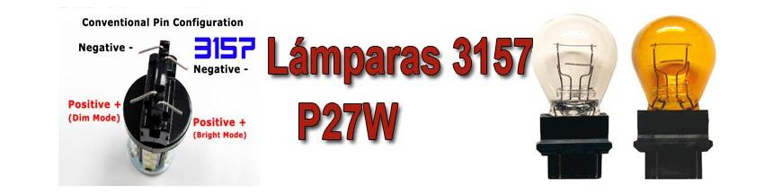 Bombillas P27W-3157