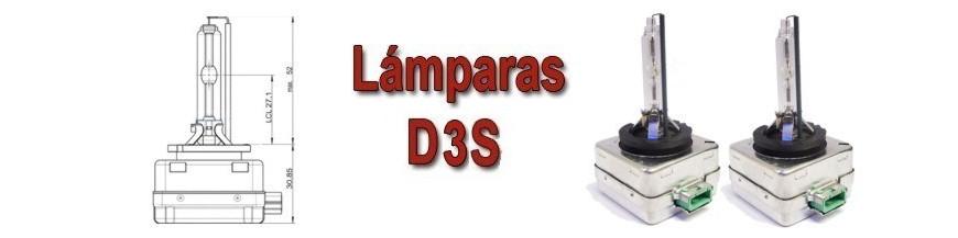 Bombillas D3S