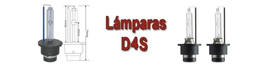Bombillas D4S