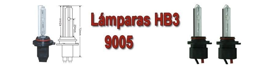 Bombillas HB3-9005