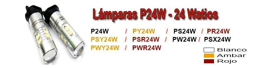 Bombillas PW24W