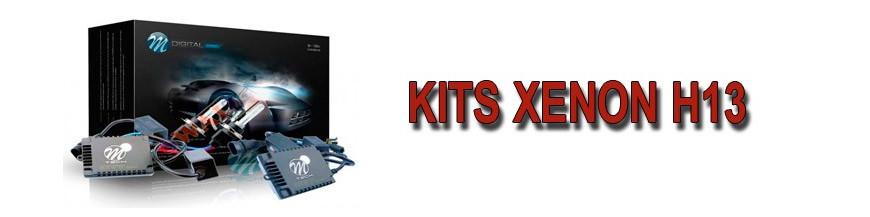 Kits de Xenón H13 12V